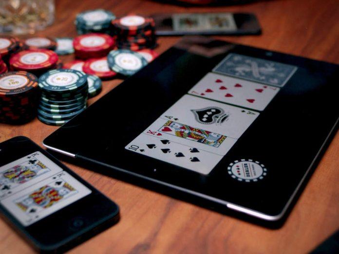 Simple gambling card games the law of gambling