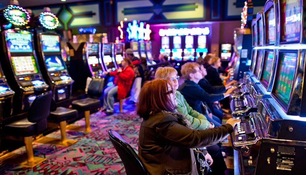 Casinos Are Addicting