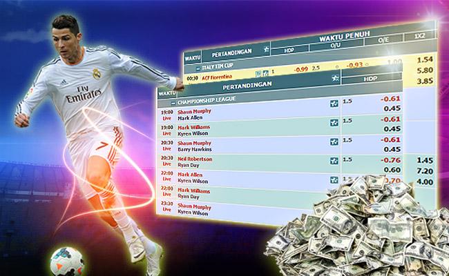 Betting Soccer Online