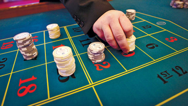 thrill of playing in online gambling